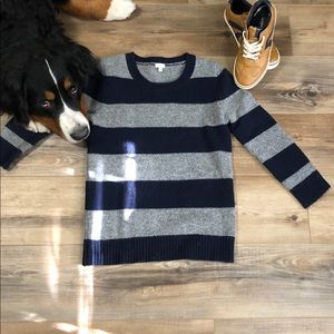 JCrew Wool Crewneck Sweater